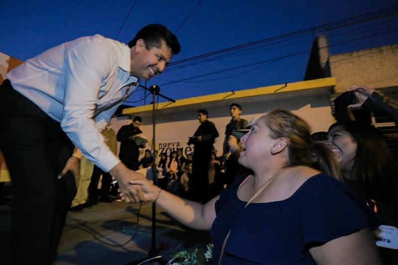 """""""Desde el nacimiento del PRD, se ha pugnado para que haya mayor participación política de las mujeres, hemos acompañado sus luchas"""", dijo Antonio García"""