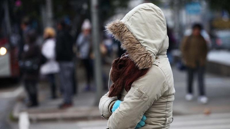 Un nuevo frente frío ingresará al noroeste de la República Mexicana y ocasionará vientos fuertes con rachas que pueden ser mayores a 50 km/h y posibles tolvaneras o torbellinos en el norte de Baja California y Sonora