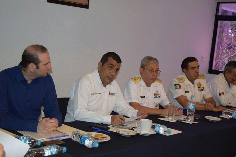 De esta manera se reforzará la declaratoria de Zona Económica Especial, destaca el titular de la SSM, Elías Ibarra Torres