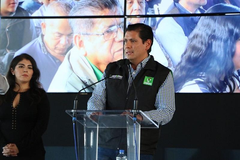 Núñez Aguilar celebró la gran aceptación que han tenido los once encuentros que se llevaron a cabo en el resto de los municipios de la entidad