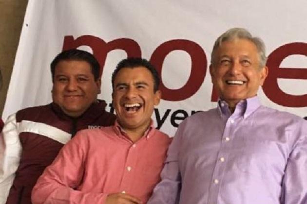 Esto, en el marco de la gira de trabajo que realiza por Michoacán Andrés Manuel López Obrador