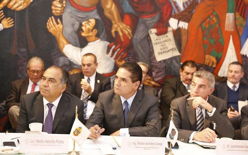 Aureoles Conejo recordó que en semanas pasadas la administración que encabeza presentó la Unidad Estatal de Protección para Personas Defensoras de Derechos Humanos y Periodistas, primera en su tipo en la entidad