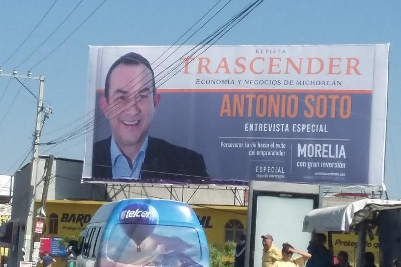 Como en política todo puede pasar, aún no descartaría a Antonio Soto para dar una sorpresa, pero de entre todos los aspirantes del Frente Ciudadano por Michoacán a la alcaldía de Morelia su eventual nominación sería la más sorpresiva de todas