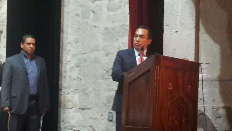 El secretario de Gobierno de Michoacán  reconoció los problemas por los que pasa el estado en materia económica pero afirmó que el déficit que se tuvo en el primer año de gobierno por el orden de los 5 mil 200 mdp, se ha reducido a 3 mil 200 mdp