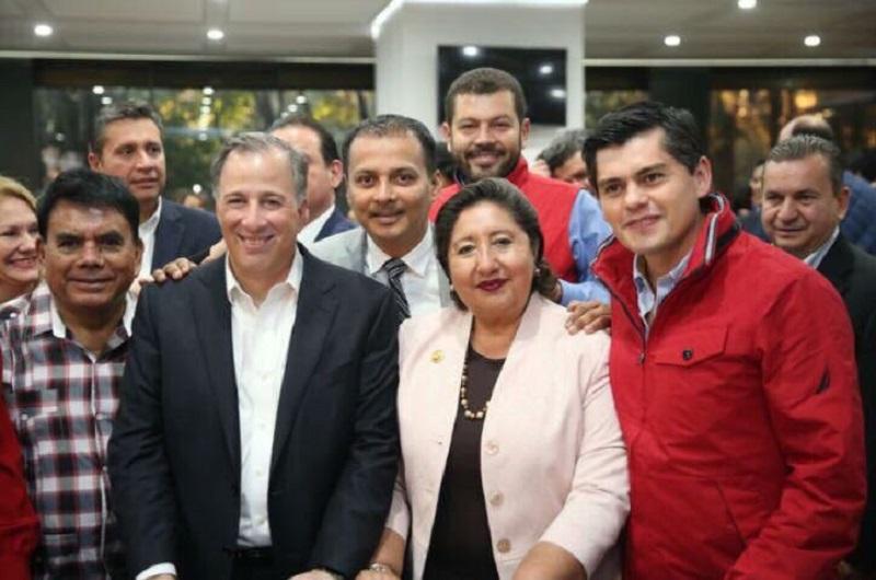 México ganará con el Dr. Meade proyectos viables y acordes a los nuevos tiempos del país y del mundo, además de tener en él una actitud solidaria y en constante búsqueda de la unidad entre los mexicanos: Ixtláhuac Orihuela