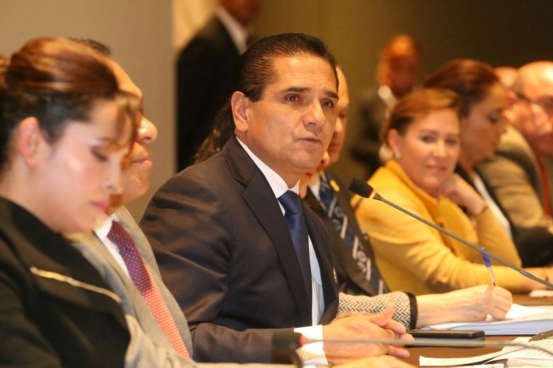 Aureoles Conejo convoca a promover iniciativa para crear fiscalía autónoma que atienda a este sector poblacional