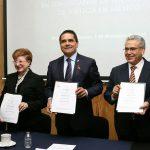Michoacán es la entidad número 29 en signar este convenio a favor de los derechos humanos y una vida libre de violencia para las mujeres