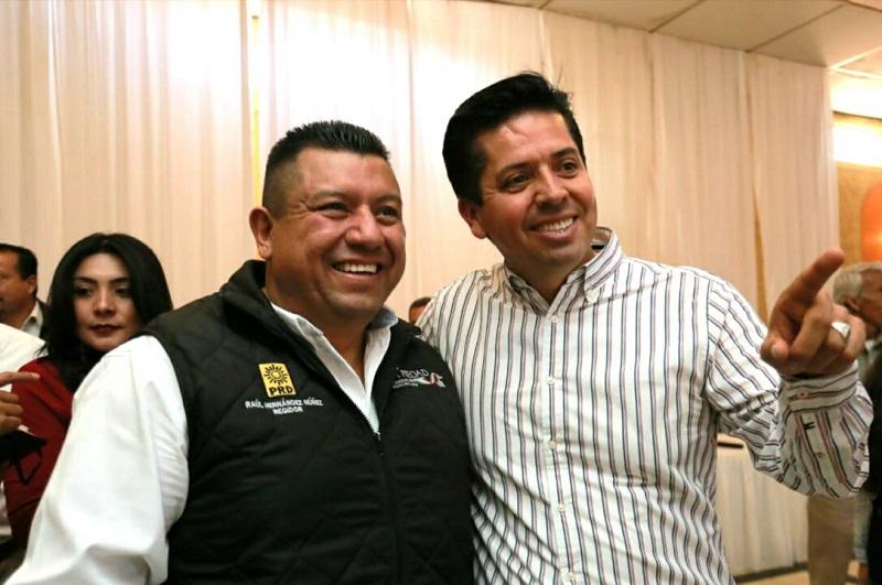 García Conejo dijo que es momento de la unidad perredista, ante los retos electorales que se avecinan el siguiente año y donde el partido debe salir fortalecido