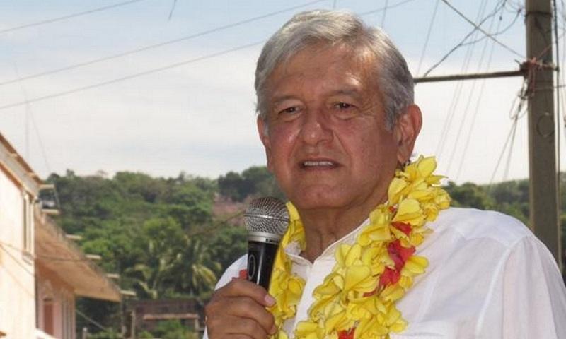 """El líder nacional del Morena comentó que no puede seguir este régimen de impunidad en México, y adelantó que se va a """"limpiar la casa"""" y se hará todo lo que se pueda para que haya paz"""