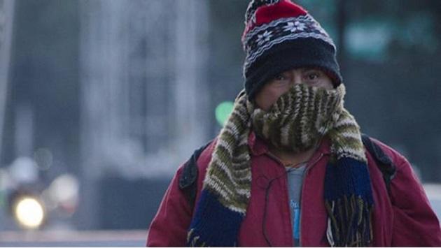 El Frente Frío Número 14 y su masa de aire polar se aproximará a los estados fronterizos del norte de la República Mexicana