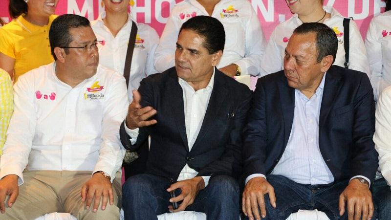Para Barragán Vélez el Frente Ciudadano por México será la única alternativa para llegar a consolidar un país completamente democrático