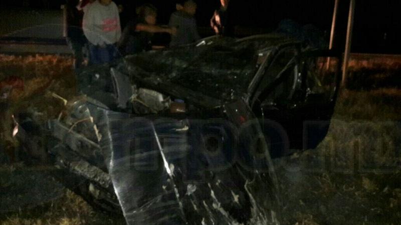 Autoridades correspondientes se hicieron cargo del peritaje del accidente y retiraron la unidad a un corralón oficial