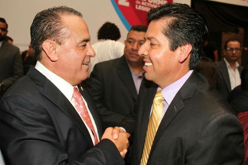 García Conejo dio su respaldo como coordinador estatal de la expresión política, en Michoacán, en la consolidación de los proyectos trazados, sobre todo en el reforzamiento de los trabajos al interior del PRD