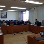 En sesión convocada exprofeso, los integrantes de la Comisión discutieron y analizaron los diferentes perfiles propuestos. Por mayoría de votos, fueron electos los cinco ciudadanos señalados.