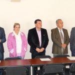 Romero Campos refirió que éste es el segundo relevo institucional que realiza en lo que va de su gestión, y resaltó la gran trayectoria de Flores Solano en el subsistema