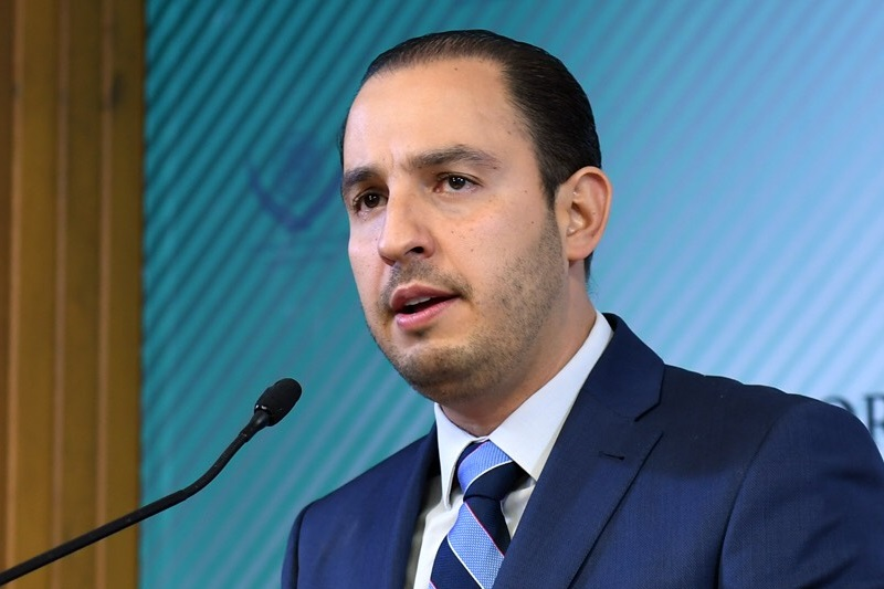 Cortés Mendoza expuso que con un Gobierno de Coalición será posible impulsar los cambios que aún están pendientes por la permanente negativa del PRI