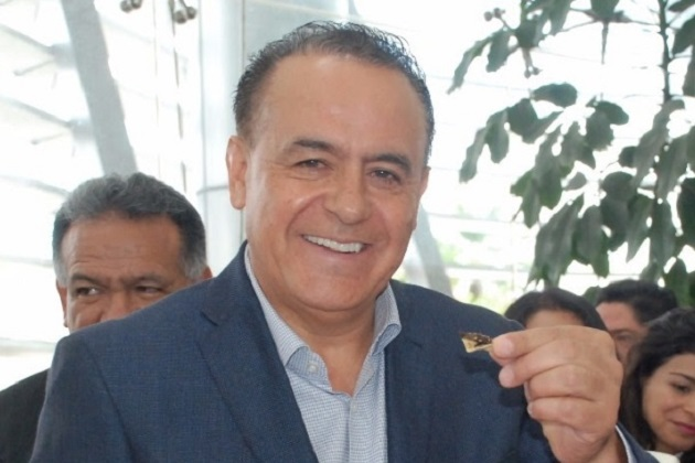 Sigala Páez señaló que es importante que los productores acudan a inscribirse si aún no lo han hecho a las oficinas de Aserca en el estado