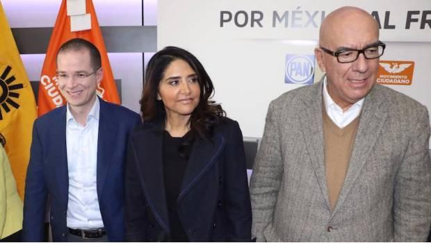 El Frente Ciudadano por México continuará como un acuerdo político de los tres partidos hasta el 2024, mientras que Por México al Frente será una coalición electoral hasta el 2018