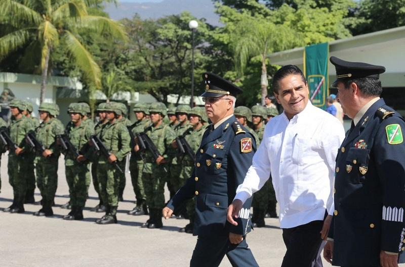 Aureoles Conejo resaltó que gracias a la coordinación entre el Gobierno del Estado y la Federación se han logrado objetivos positivos