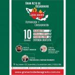 El evento se realizará de las 9:00 a las 15:00 horas en el Estadio Azul de la Ciudad de México