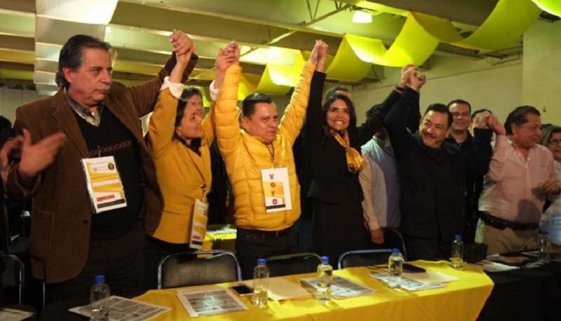 La nueva dirigencia sustituye en el cargo a Alejandra Barrales y Beatriz Mojica, respetivamente