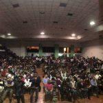 Ruiz Ramírez expuso que cuando López Obrador llegue a Los Pinos sacará al tren de Morelia, utilizará las vías para un nuevo medio de transporte masivo y creará una nueva universidad y cuatro preparatorias públicas en la capital michoacana