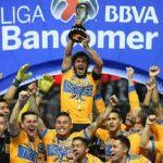 Con sus seis campeonatos, Tigres alcanza a Pachuca como el séptimo equipo más laureado del país. América y Chivas (12), Toluca (10), Cruz Azul (8) y León y Pumas (7) lideran la lista