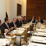 Aureoles Conejo manifestó su interés de que, en la coyuntura que vive el país, en conjunto con el sector empresarial y productivo, así como la sociedad civil organizada, se pueda construir la Agenda de México