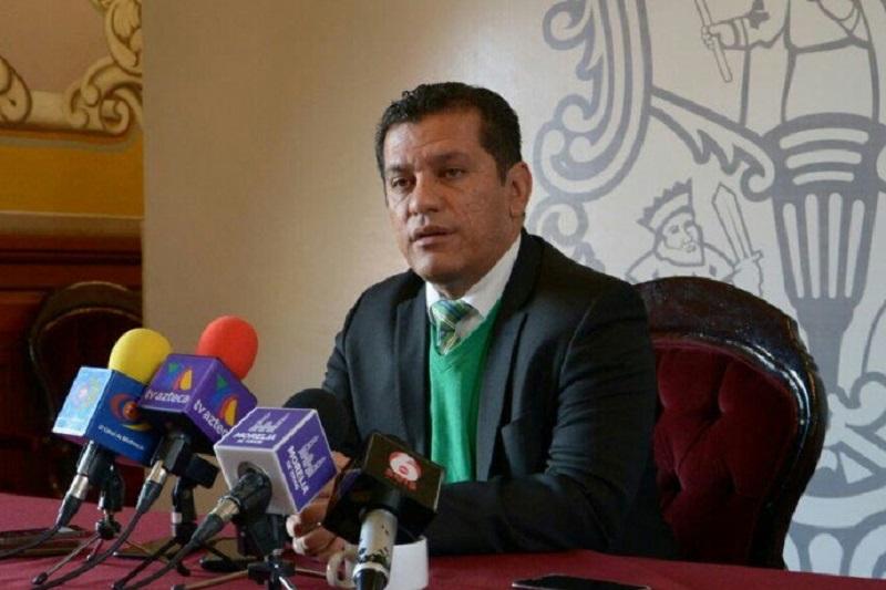 Empresa nacional coloca a Morelia entre los 10 municipios con mejor calificación crediticia, dice el tesorero