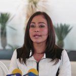 Tinoco Soto es diputada federal con licencia y ha sido mencionada como posible aspirante al Senado de la República por el PRD y la coalición Por México al Frente