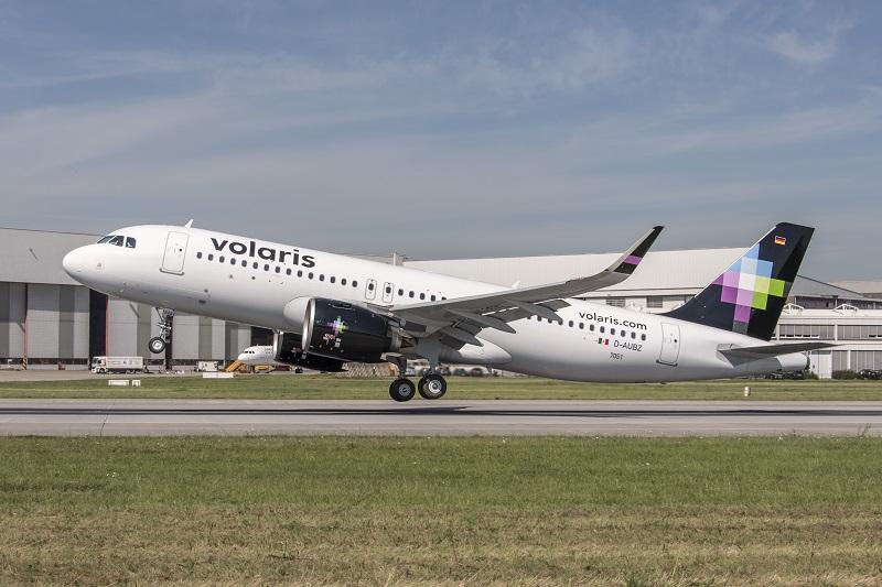 En lo que va del año, Volaris ha transportado a más de 3 millones de pasajeros en sus rutas internacionales