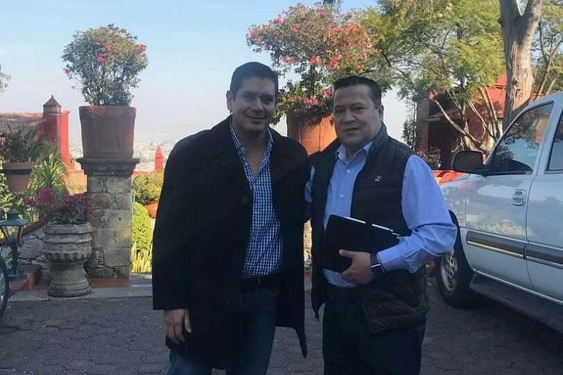 García Avilés celebró la disposición de Núñez para entablar esta conversación ya que cabe destacar que la coalición electoral con el PVEM solo se llevará a cabo en Michoacán