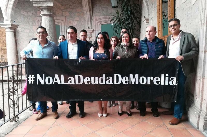 La mitad del Cabildo moreliano no avala nuevo contrato con la empresa Aquasol
