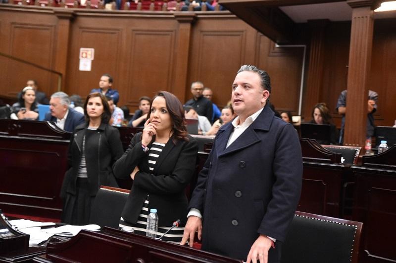 Quintana Martínez señaló que este presupuesto responde en gran medida a diversas demandas de la población, como en el sector educativo
