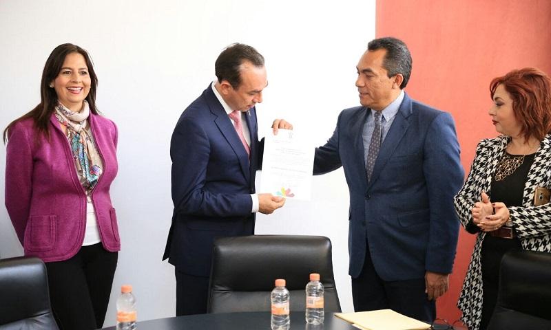 Trabajar de manera coordinada para dar resultados inmediatos y mejorar la atención brindada a los grupos en estado de vulnerabilidad, mi compromiso: Soto Sánchez