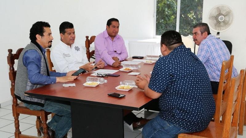 Corona Martínez informó que con la próxima apertura del Cuartel Regional Coalcomán -que albergará a 400 elementos de la Policía Michoacán-, se acortarán los tiempos de reacción ante un hecho delictivo en esos municipios