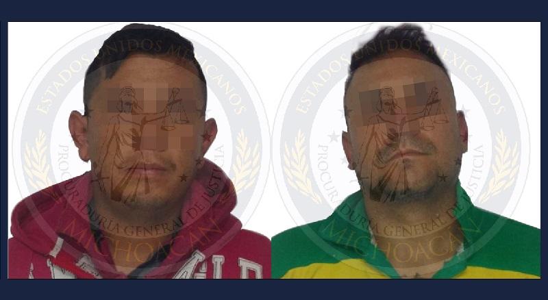 Derivado de problemas de carácter personal, los hoy detenidos accionaron un arma de fuego en contra de Christian Alberto y luego se dieron a la fuga