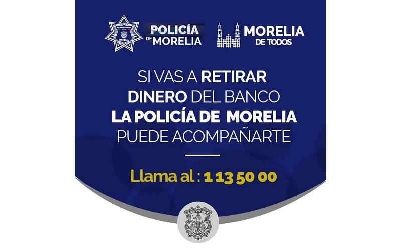 El Comisionado Municipal de Seguridad, Bernardo León Olea, destacó que establecer acciones de proximidad social es una de las tareas permanentes de la corporación
