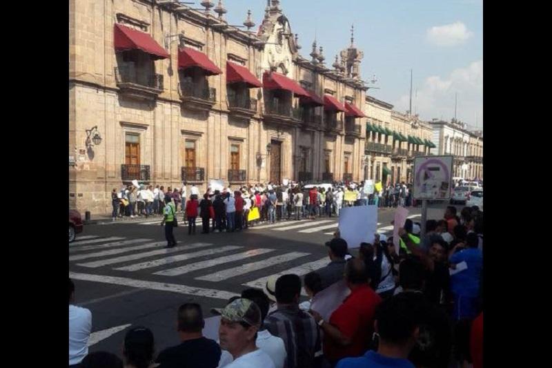 El SUEUM también reiteró su rechazo a la propuesta de reformar el régimen de jubilaciones y pensiones de la máxima casa de estudios de los michoacanos