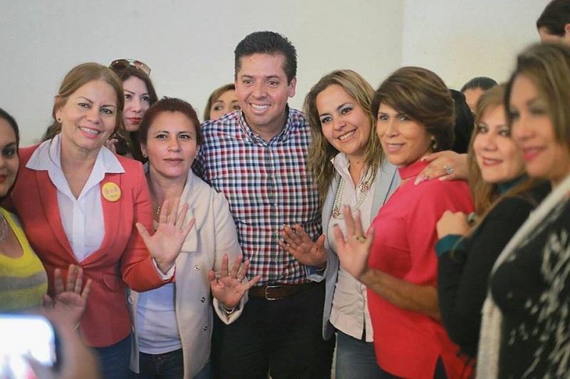 García Conejo, resaltó el papel preponderante que tienen las mujeres en Michoacán, y la lucha constante en la búsqueda de equidad de género