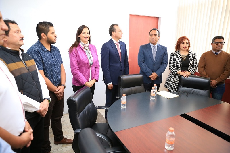 Antonio Soto señaló que se trabajará en toda la geografía michoacana, priorizando las zonas con alto grado de marginación