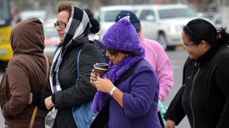 Se pronostica descenso de temperatura, vientos fuertes y tolvaneras en el norte y el noreste de México