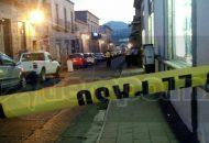 Según León Olea, hay una tasa más alta de homicidios dolosos en Apatzingán y Buenavista que en Morelia