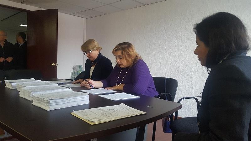 La gestión de la comisionada ejecutiva Cristina Cortés Carrillo al frente de la CEEAV comprenderá del 27 de diciembre del 2017 al 26 de diciembre de 2021