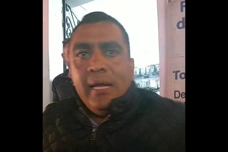 """""""No sé si todavía esté trabajando aquí"""", expresó Gómez Arrieta en torno al comisionado de la Policía de Morelia, Bernardo León"""
