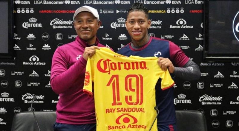 """Ray Sandoval espera poder """"hacer un buen torneo para poder tener una posibilidad con la Selección peruana y poder jugar el Mundial"""""""