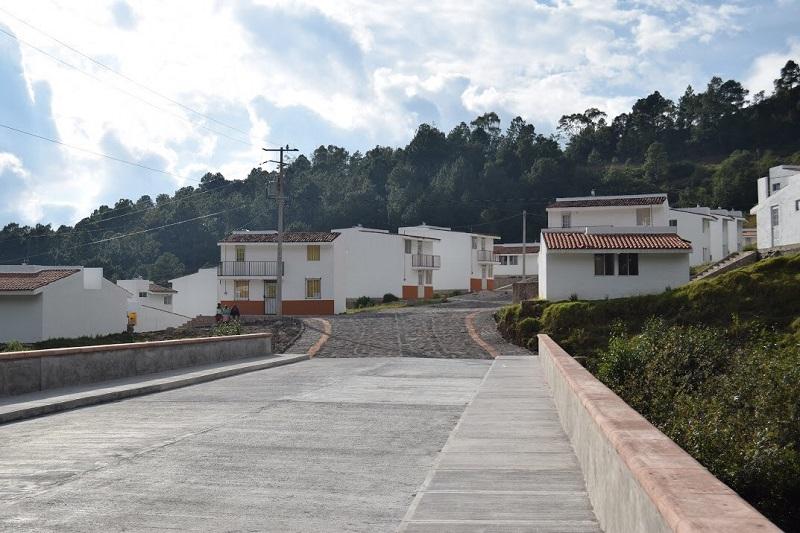 La directora general del IVEM, María Yesmín Sánchez Huerta, detalló que la inversión ascendió a los 60 millones de pesos, aportados por los tres órdenes de gobierno
