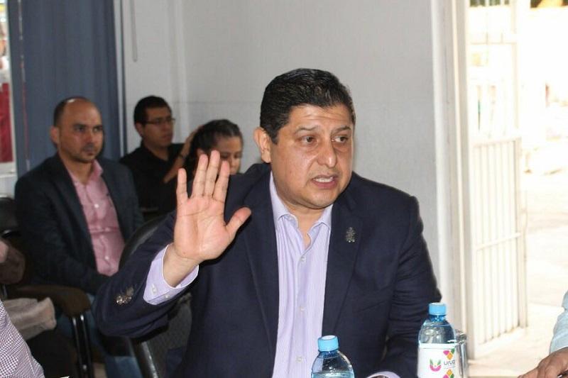 Ignacio Campos señaló que en el informe correspondiente detalló que en lo que va de la administración municipal no se ha generado deuda, sino que, por el contrario, se ha disminuido en un 20%