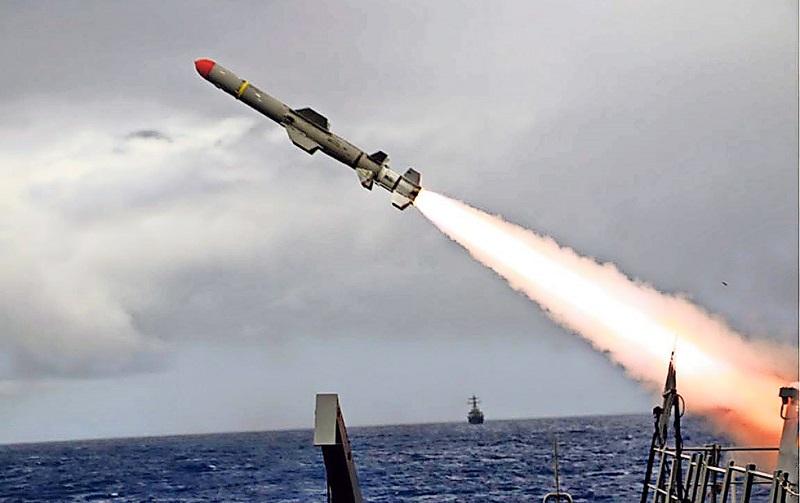 La lista aprobada incluye seis misiles de superficie Harpoon Block II RGM-84L, 23 misiles tácticos de misiles tipo Rolling Airframe Block (RAM) y seis torpedos ligeros MK 54 Mod 0