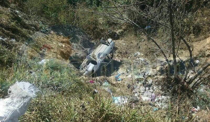 La persona lesionada fue identificada como Ernesto P., con domicilio conocido en la comunidad de Huecato, el cual debido a las lesiones que presentaba posteriormente fue trasladado a un hospital del municipio de Zamora